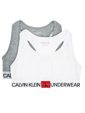 Calvin Klein Underwear Calvin Klein Underwear Komplektas: 2 liemenėlės G80G800370 Spalvota