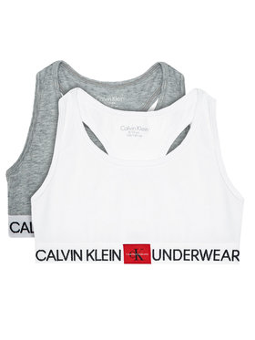 Calvin Klein Underwear Calvin Klein Underwear Sada 2 podprsenek G80G800370 Barevná