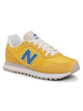 New Balance New Balance Laisvalaikio batai ML527CCD Geltona