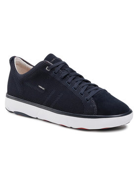 Geox Sneakersy U Nebula Y A U158FA 06K22 C7217 Tmavomodrá