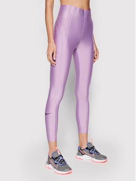 Nike Nike Leggings City Ready CU5102 Viola Slim Fit