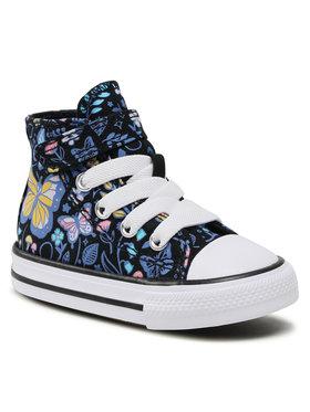Converse Converse Sneakers aus Stoff Ctas 1V Hi 770712C Schwarz