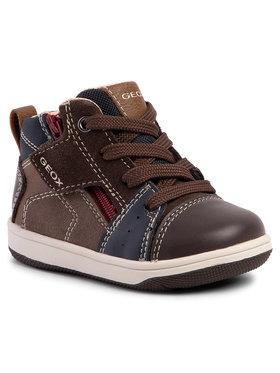 Geox Geox Обувки B N.Flick B. A B941LA 02285 C6457 M Кафяв