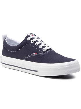 Tommy Jeans Tommy Jeans Scarpe sportive Classic Low Tommy Jeans Sneaker EM0EM00405 Blu scuro