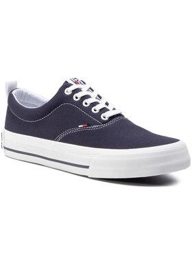 Tommy Jeans Tommy Jeans Teniși Classic Low Tommy Jeans Sneaker EM0EM00405 Bleumarin