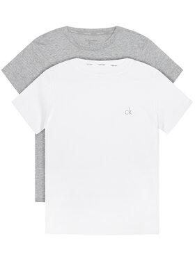 Calvin Klein Underwear Calvin Klein Underwear Lot de 2 t-shirts Tees B70B793300 D Multicolore Regular Fit