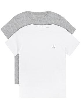 Calvin Klein Underwear Calvin Klein Underwear Σετ 2 T-Shirts Tees B70B793300 D Έγχρωμο Regular Fit