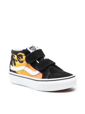 Vans Vans Sneakers Sk8-Mid Reissue V VN00018T99C1 Schwarz