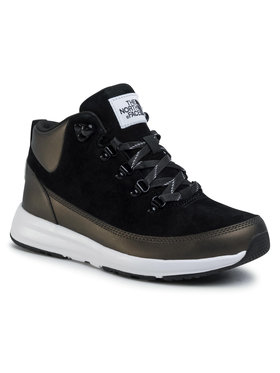 The North Face The North Face Trekkingschuhe Back-To Berkeley Redux Remtlz Lux NF0A46AVKY4 Schwarz