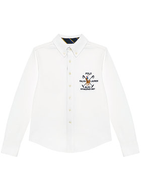 Polo Ralph Lauren Polo Ralph Lauren Košulja Ls Bd 323834895001 Bijela Regular Fit