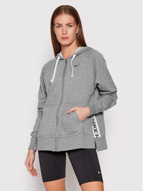 Nike Nike Світшот Dri-Fit CU7009 Сірий Loose Fit