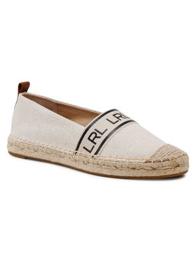 Lauren Ralph Lauren Lauren Ralph Lauren Espadryle Caylee 802824653001 Beżowy