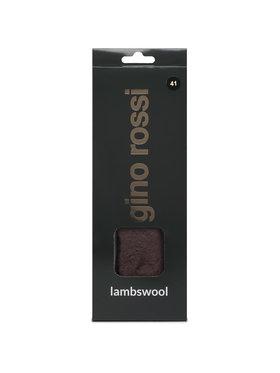 Gino Rossi Gino Rossi Semelles anti-froid Lambswool 000-12 r.41 Marron