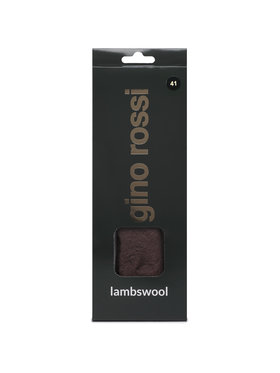 Gino Rossi Gino Rossi Θερμικοί πάτοι Lambswool 000-12 r.41 Καφέ