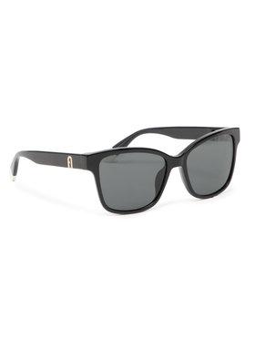 Furla Furla Okulary przeciwsłoneczne Sunglasses SFU470 WD00014-A.0116-O6000-4-401-20-CN-D Czarny