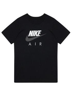 NIKE NIKE T-shirt Air Fa20 1 CZ1828 Nero Standard Fit