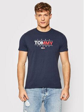 Tommy Jeans Tommy Jeans T-Shirt Tjm Essential Graphic DM0DM11600 Dunkelblau Regular Fit