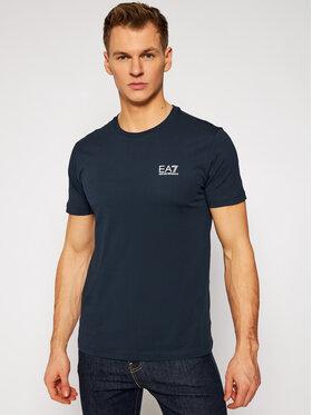 EA7 Emporio Armani EA7 Emporio Armani T-Shirt 8NPT51 PJM9Z 1578 Tmavomodrá Regular Fit