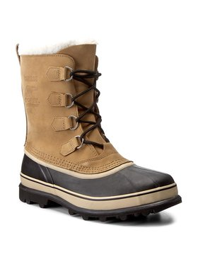 Sorel Sorel Μπότες Χιονιού Caribou NM1000 Καφέ