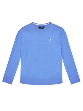 Polo Ralph Lauren Polo Ralph Lauren Sweter Classics 323799887018 Niebieski Regular Fit