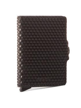 Secrid Secrid Malá pánská peněženka Twinwallet TCu Černá