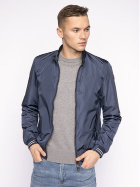 Save The Duck Save The Duck Bomber D3848M MEGAX Blu scuro Regular Fit