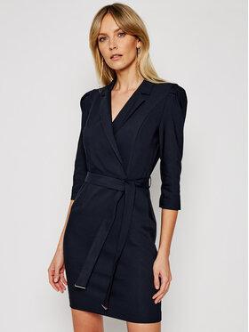 Morgan Morgan Коктейлна рокля 211-RAOIL.F Тъмносин Regular Fit