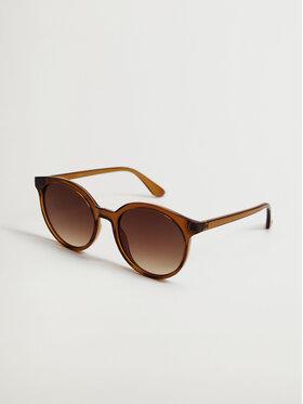 Mango Mango Okulary przeciwsłoneczne Emma1 17070173 Brązowy