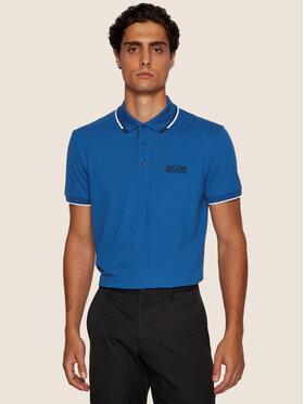 Boss Boss Polokošile Paddy Pro 50430796 Modrá Regular Fit