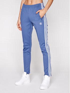adidas adidas Spodnie dresowe Primeblue Sst Track GN2942 Niebieski Slim Fit