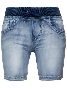 Primigi Primigi Szorty jeansowe Let's Go Outside 43241001 Niebieski Regular Fit