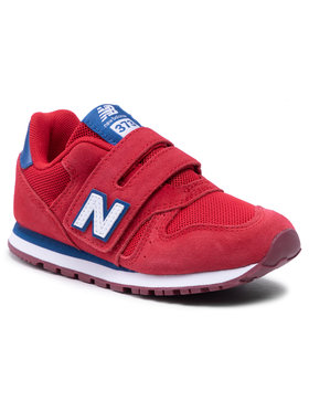 New Balance New Balance Sneakersy YV373SRW Červená