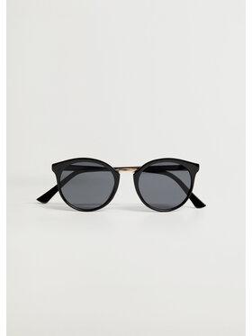 Mango Mango Okulary przeciwsłoneczne Aqua 87031008 Czarny