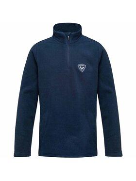 Rossignol Rossignol Bluza Boy ½ Zip Fleece RLIYL05 Granatowy Regular Fit