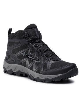 Columbia Columbia Turistiniai batai Peakfreak X2 Mid Outdry BL0828 Juoda