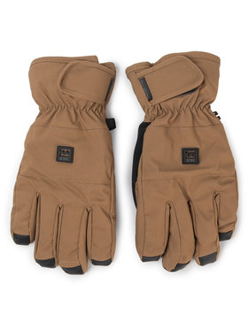 Billabong Billabong Guanti da sci Kera Gloves Q6GL02BIF9 Marrone