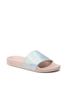 MICHAEL Michael Kors MICHAEL Michael Kors Mules / sandales de bain Gilmore Slide 40S1GMFA1M Argent