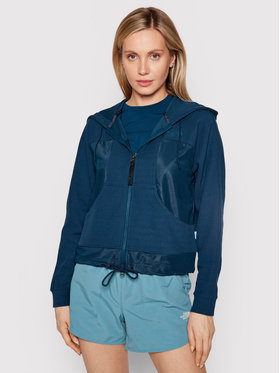The North Face The North Face Bluză Hode-Ap NF0A3LC5 Bleumarin Regular Fit