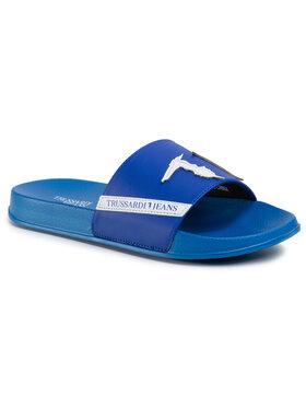 Trussardi Jeans Trussardi Jeans Šlepetės 77A00261 Tamsiai mėlyna