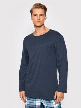 Cyberjammies Cyberjammies Koszulka piżamowa Lewis 6638 Granatowy