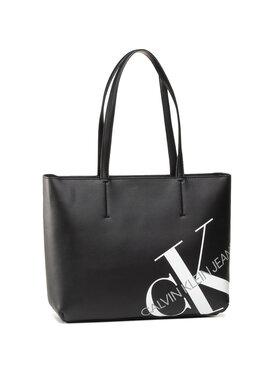 Calvin Klein Jeans Calvin Klein Jeans Kabelka Shopper 29 K60K606859 Černá