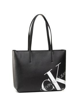 Calvin Klein Jeans Calvin Klein Jeans Sac à main Shopper 29 K60K606859 Noir