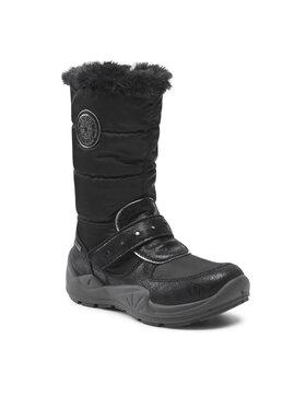 Primigi Primigi Μπότες Χιονιού GORE-TEX 8384300 D Μαύρο