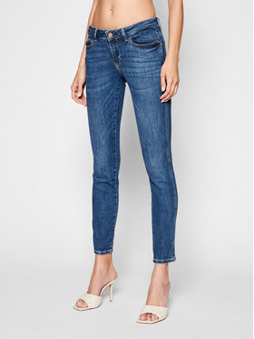 Guess Guess Jeans Curve X W1YAJ2 D4GV2 Blu scuro Skinny Fit