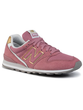 New Balance Sneakersy WL996CP Ružová