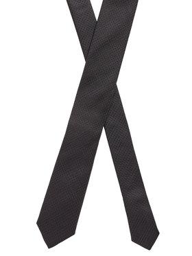 Boss Boss Krawat Tie 6 Cm 50448773 Czarny