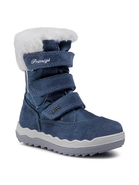 Primigi Primigi Śniegowce GORE-TEX 6381511 M Niebieski