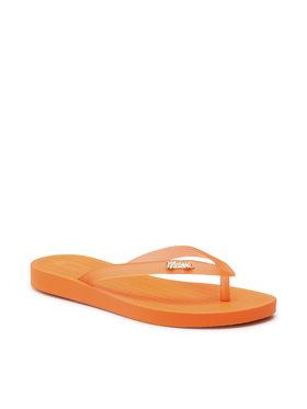 Melissa Melissa Japonki Sun Flip Flop 33493 Pomarańczowy