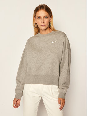 NIKE NIKE Džemperis Essential CK0168 Pilka Loose Fit