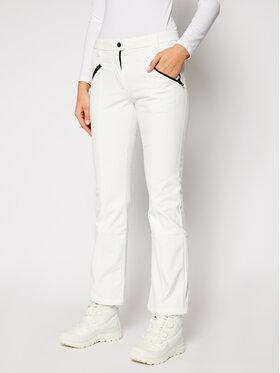 CMP CMP Lyžiarske nohavice 38A1586 Biela Regular Fit